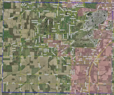 Shawnee Township Map